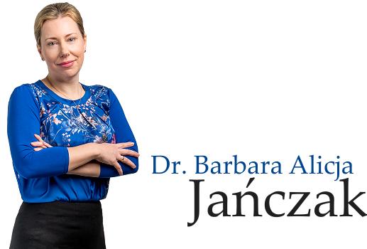 Dr. Barbara Alicja Jańczak